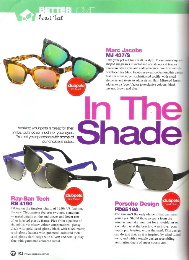 Outdoor Stylish Shades