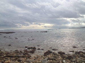 Sea view at Nihiwatu Sumba Island
