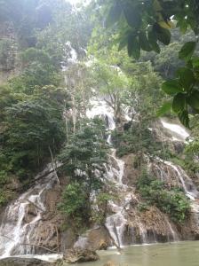 Waterfall on Sumba Island