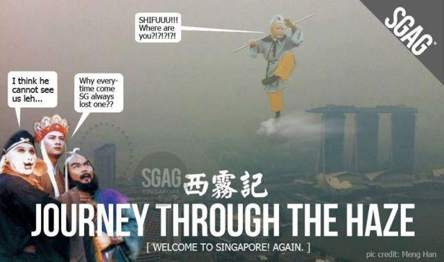 SG Haze Sun Wu Kong Sgag
