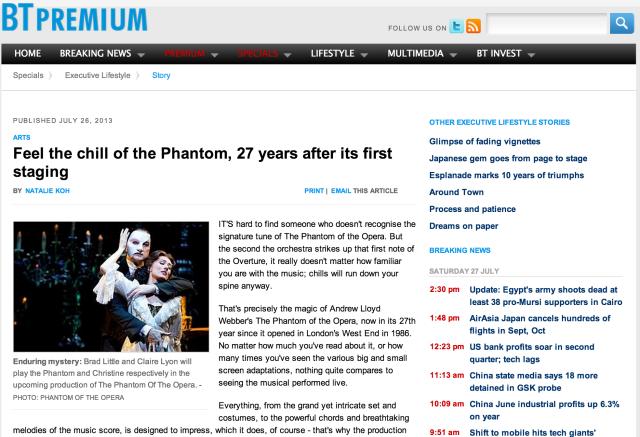Phantom Review