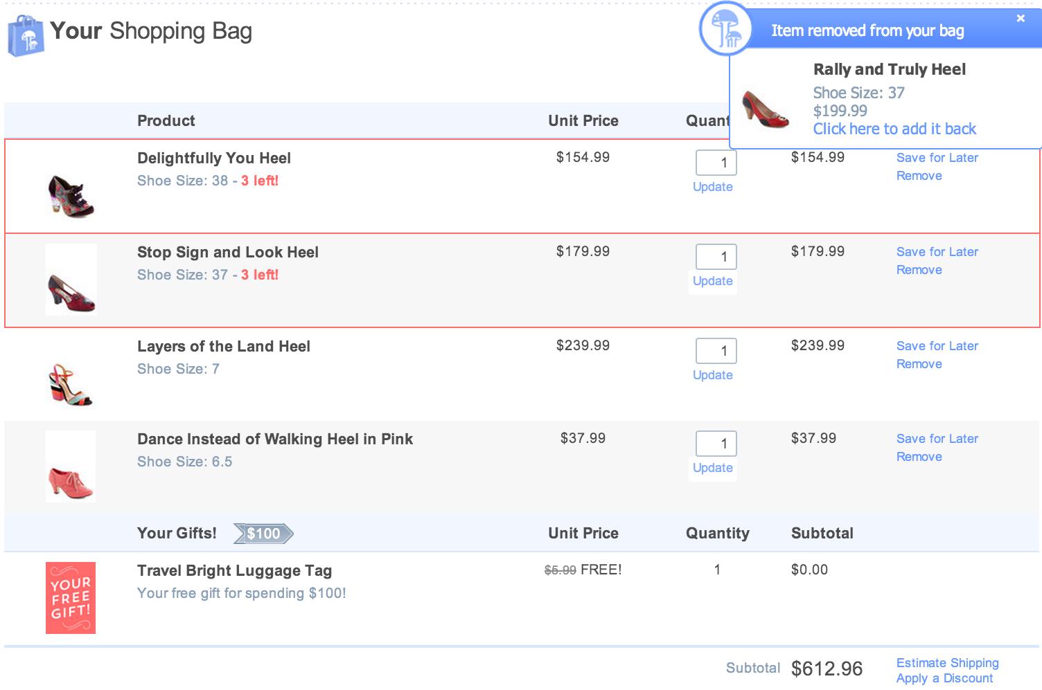 the six stages of online shopping natalie kay es el. Black Bedroom Furniture Sets. Home Design Ideas