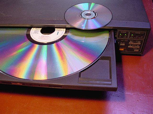 Laser-discs