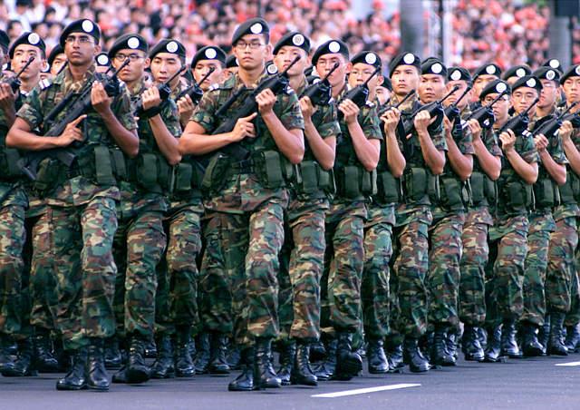 Singapore NS Men