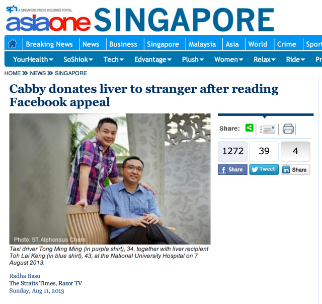 good samaritan donates liver singapore
