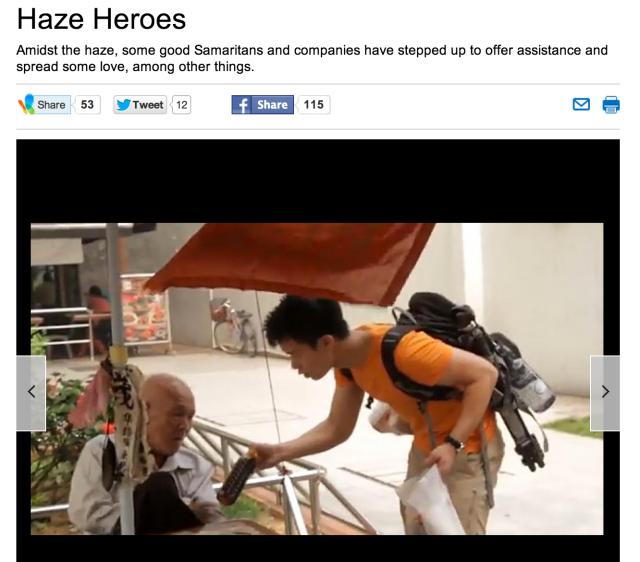 Haze Heroes
