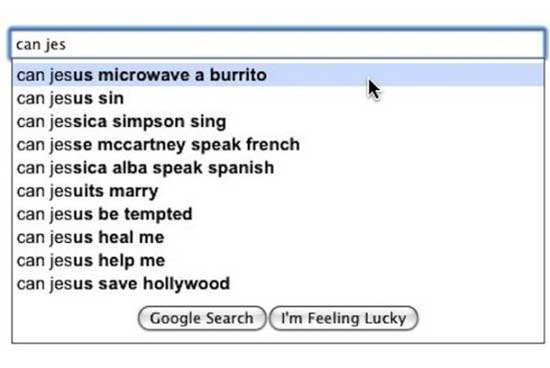 weird google searches jeses microwave burrito