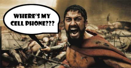 Wheres my cellphone 300 gerard butler